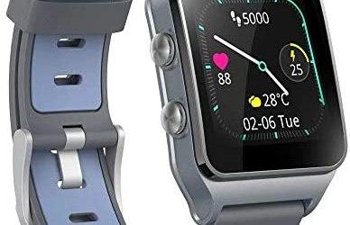 Smartwatch GPS con 17 modalità sport Activity Tracker IP68 Orologi da nuoto…
