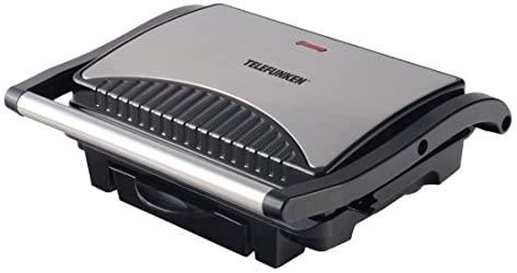 Telefunken M06287 Bistecchiere Elettriche, 1000 watts