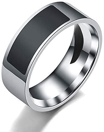 axusndas Smart Accessori Impermeabile Intelligent Rings NFC Digitale...