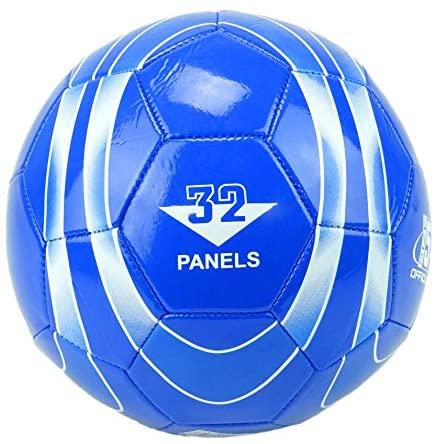 8 Pollici Blu a Strisce di Calcio - Giochi All'Aperto