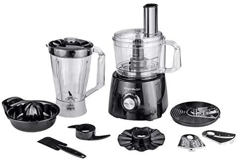 Aigostar Justall 30CFF - Robot da Cucina con tutti Accessor. 800W Materiali...