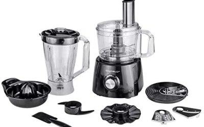 Aigostar Justall 30CFF – Robot da Cucina con tutti Accessor. 800W Materiali…