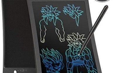 Arolun Tavoletta Grafica LCD Scrittura 8.5 Pollici, Display Colorato,…