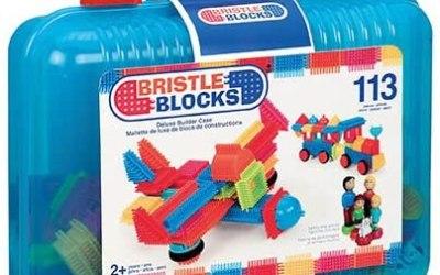 Battat – Costruzioni a Pettine Bristle Blocks, Valigetta Deluxe