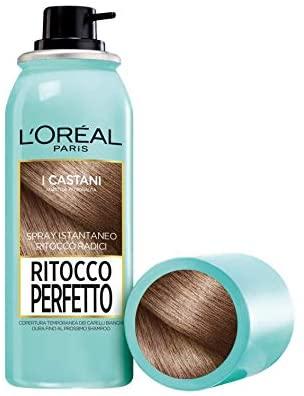 L'Oréal Paris Ritocco Perfetto Spray Ritocco Radici, Colorazione...