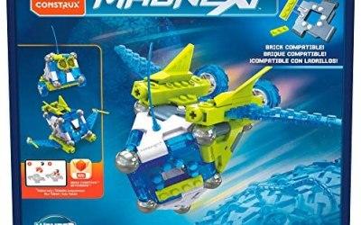 MEGA Construx Magnext, Costruzione Magnetica con 56 Pezzi, Giocattolo per…