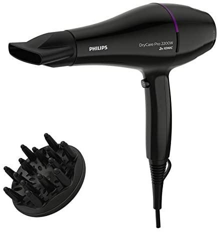 Philips Cura dei Capelli BHD274/00 DryCare Pro Asciugacapelli...