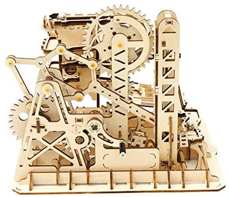Robotime Puzzle in Legno Tagliato al Laser   Kit Modello Set Costruzione  ...
