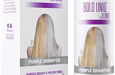 Shampoo Antigiallo Per Capelli Biond – Tonalizzante Capelli – Silver…