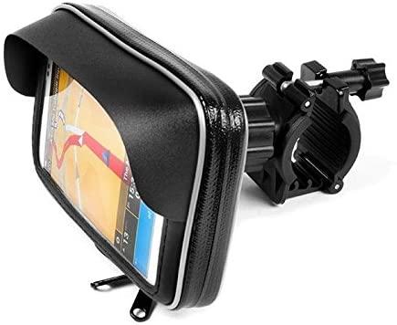 X-Style porta GPS/Smartphone impermeabile universale con aletta parasole...