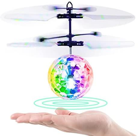 Blasland Palla Volante, Giocattoli per Bambini Mini Drone Elicottero...