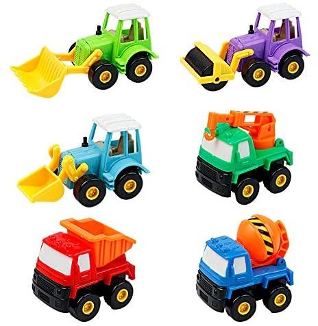 Camion Giocattolo Macchine Bambini Giochi del Veicoli Auto per Bambini 3...