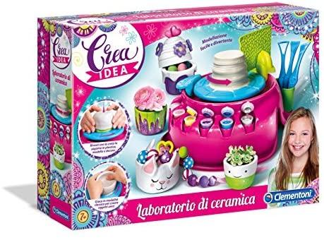 Clementoni 15189 - Laboratorio di Ceramica