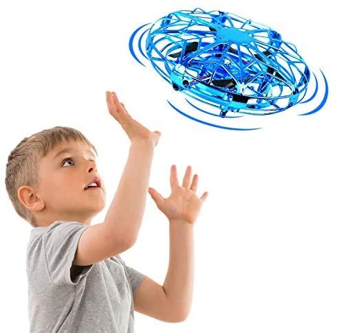 EUTOYZ UFO Giocattoli Volanti per Bambini - I Migliori Regali