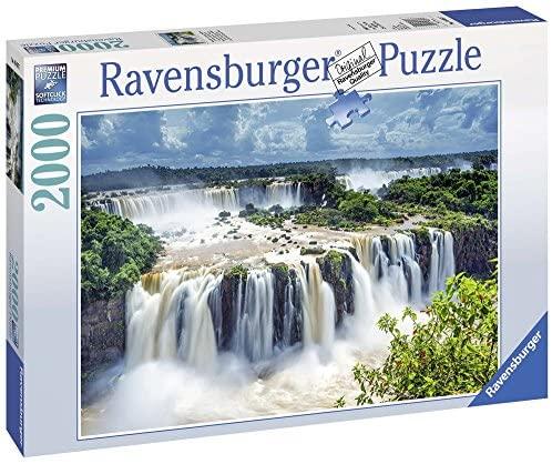Ravensburger Cascata Dell'Iguazù Brasile, Puzzle Foto e Paesaggi con...