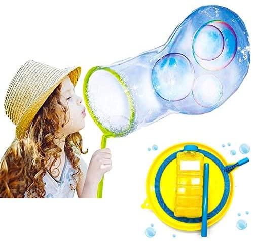 Toyland® Kit di creazione di Bolle giganti - Crea Bolle enormi - Giochi...