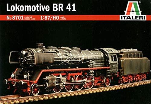 Italeri 8701 - Lokomotive Br41 Ho/1:87 modellismo treni Model Kit Scala...