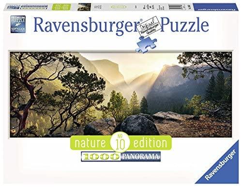 Ravensburger 15083 - Il Parco Yosemite Panorama Puzzle, 1000 Pezzi