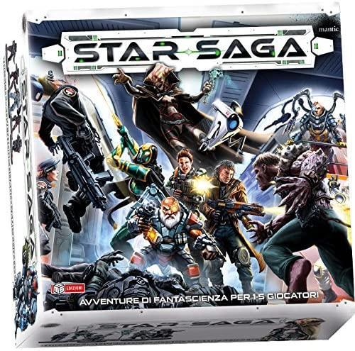 Star Saga-il Contratto Eiras Scatola Base, 77865