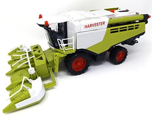 Brigamo giocattolo mais trituratore Campo trituratore veicolo 44cm, scala...