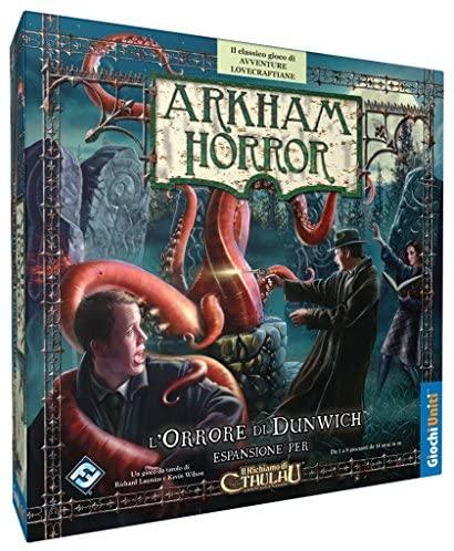 Giochi Uniti Gioco da tavolo Arkham Horror: L'Orrore di Dunwich