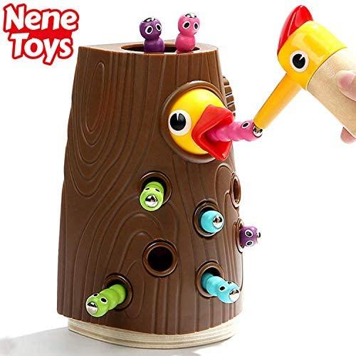 Nene Toys – Gioco Educativo per Bambini e Bambine di 2, 3 e 4 Anni –...