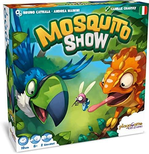 Playagame Edizioni - Mosquito Show - Edizione Italiana