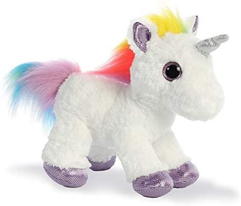 Aurora World 60857Sparkle Tales Dazzle Unicorno Peluche, Multicolore,...