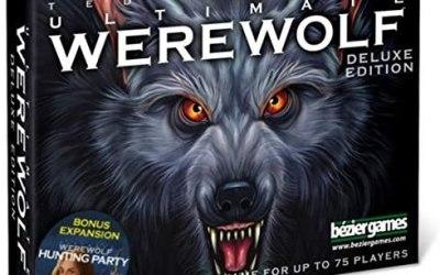 Bezier Games Ultimate Werewolf Deluxe Edition – Gioco di Carte da Tavolo…