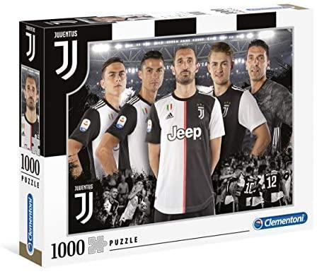 Clementoni - 39529 - Puzzle Juventus 2020 - 1000 Pezzi - Made In Italy -...