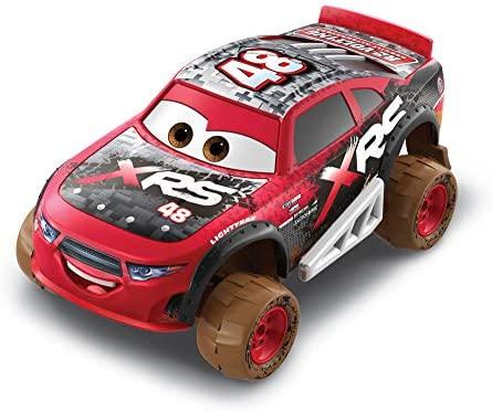 Disney Cars Mud Racing, Macchinina Re-Volting Die Cast, Giocattolo per...