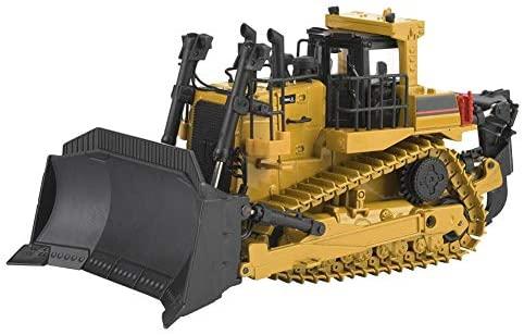 VGEBY1 Bulldozer Giocattolo, Huina 1700 1: 50 Metallo Powered Jumbo...