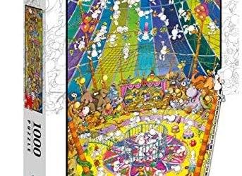 Clementoni – 39536 – Mordillo Puzzle – The Show – 1000 Pezzi – Made In…