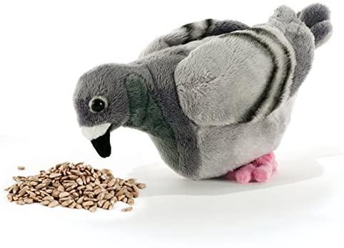 Plush & Company Claude Le Pigeon Piccione L23 Cm Uccello Volatile Peluches...