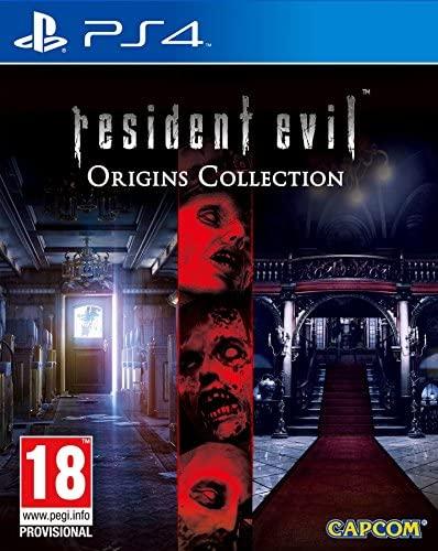 Resident Evil Origins Collection - PlayStation 4