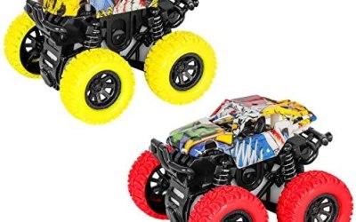 m zimoon Monster Truck, Tirare Indietro i Veicoli Auto di attrito 360 Gradi…