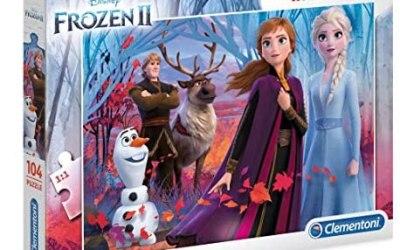 Clementoni-Clementoni-27274-Supercolor Disney Frozen 2-104 Pezzi, Puzzle…