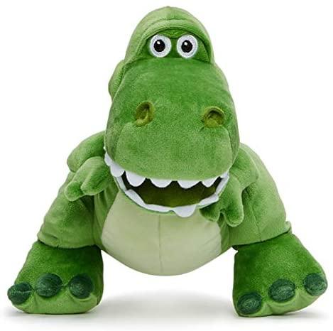 Disney 37271 Pixar Story 4 Rex - Peluche in confezione regalo, 25 cm,...