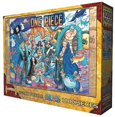 Ensky 1000 Piece Jigsaw Puzzle One Piece 20Tanniversary (50 X 75 Cm) (japan...