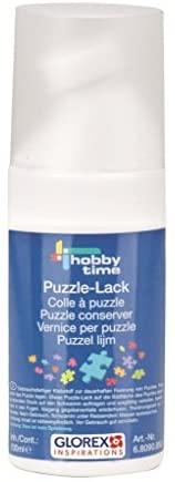 Glorex- Adesivo Puzzle, Multicolore, 14.7 x 5 x 4 cm, 6 8090 850