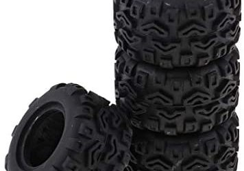 IPOTCH 4X 1/24 RC Veicolo Giocattoli Acc. A212-01 Monster Truck Buggy Wheel…