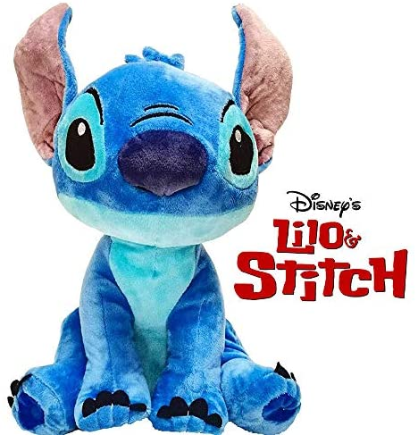 Play by Play Peluche Soft Stitch Disney con Sound 20cm - (460018232)