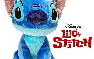Play by Play Peluche Soft Stitch Disney con Sound 20cm – (460018232)