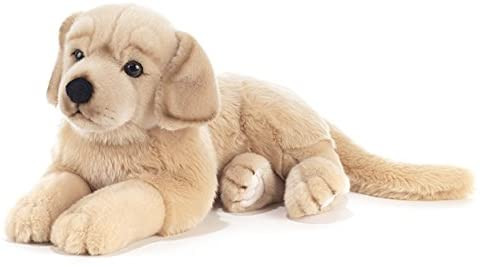 Plush & Company Goldy Golden Retriever L45 Cm Cane Peluches Giocattolo 815,...