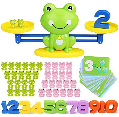 SPLAKS Equilibrio Matematica Gioco, 82 Pack Strumento per L'apprendimento...