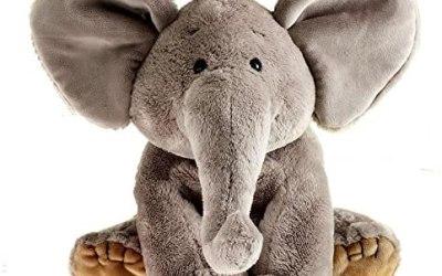 Rudolph Schaffer – Peluche Elefante Sugar, 19 cm