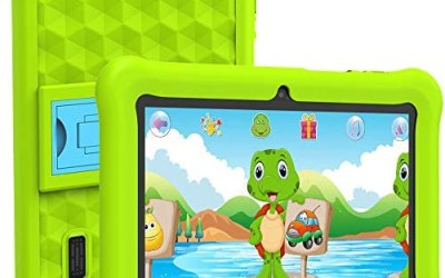 Tablet Bambini WiFi Android 10 per 7 Pollici Certificazione Google con 2GB…