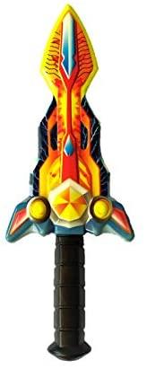 Riviax - Spada Giocattolo per Bambini 31cm - Multicolore Modello 4 -...
