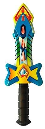 Riviax - Spada Giocattolo per Bambini 31cm - Multicolore Modello 1 -...