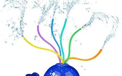 joylink Giocattoli Splash Play, Giocattolo di Sprinkler per Bambini,…